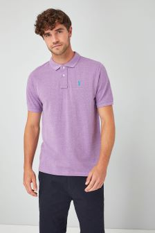 Heavyweight Pique Polo
