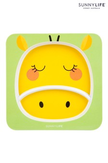 Sunnylife Kids Giraffe Plate