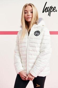 Утепленная куртка Hype.