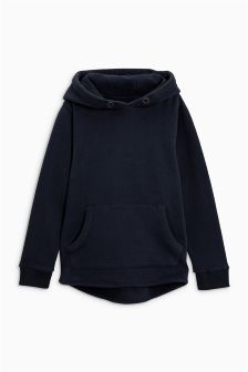 Sueded Hoody (3-16yrs)