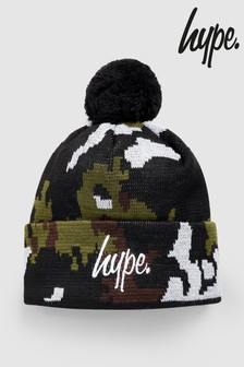 Hype. Camo Bobble Hat