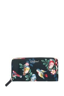 Cath Kidston® Spring Birds Continental Zip Wallet