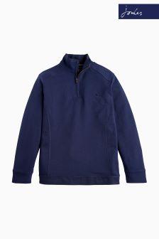 Joules Navy Dalesman 1/4 Zip Sweatshirt