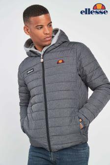 Ellesse™ Grey Grindle Padded Jacket
