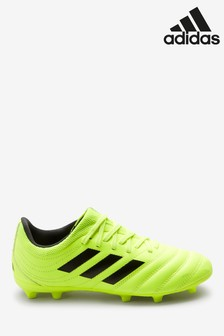 adidas Hardwired Yellow Copa Firm Ground Junior & Youth Football Boots
