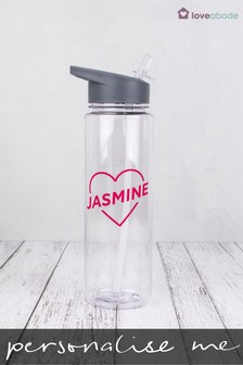 Personalised Children's Water Bottle by Loveabode
