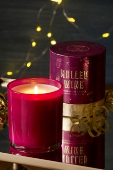 Mulled Wine Boxed Candle