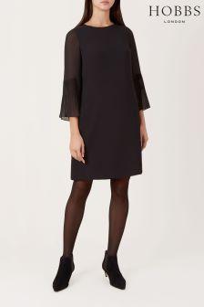 Hobbs Black Harriet Dress
