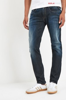 Replay® Hyperflex Plus Anbass Slim Fit Jean