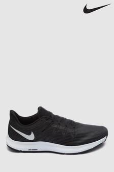 Nike Run Black/Silver Quest