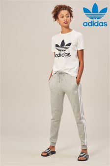 adidas Originals Grey Regular Cuff Jogger