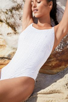 Broderie Swimsuit