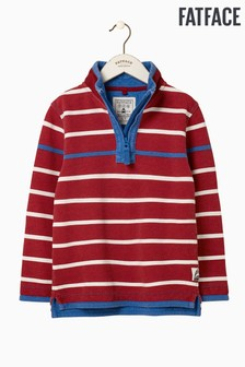 FatFace Mini Airlie Stripe Sweat