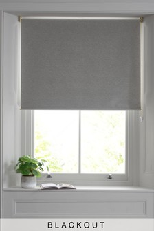 Textured Blackout Roller Blind