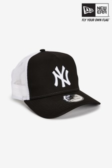 New Era® NY Yankees A Frame Trucker Cap