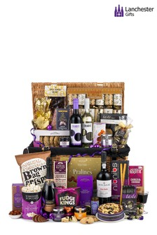 Large Purple Christmas Gift Hamper by Lanchester Gifts