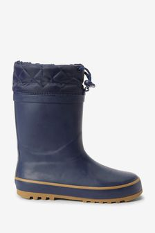 Thinsulate Lined Cuff Wellies