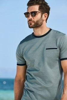 Premium Jacquard T-Shirt