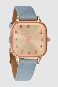 Square Case Watch