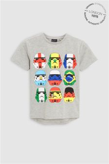 Star Wars™ Stormtrooper T-Shirt (3-16yrs)