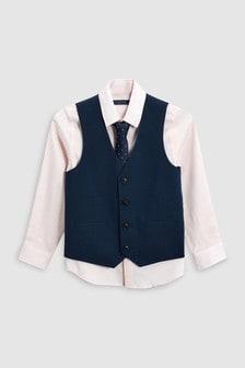 西裝背心三件套 (12個月至16歲)