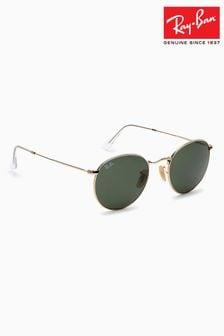 Ray-Ban® Round Sunglasses