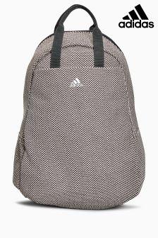 adidas Grey LG Backpack