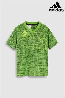 adidas Green Messi Tee