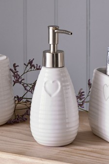 Heart Soap Dispenser