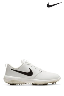 Nike Golf White Roshe Tour Trainers