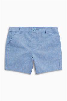 Linen Rich Shorts (3mths-6yrs)