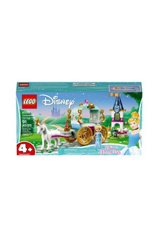 LEGO® Cinderella's Carriage Ride Disney Toy 41159