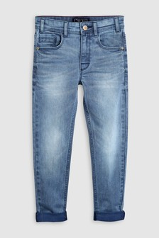 Chalky Wash Skinny Jeans (3-16yrs)