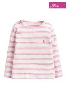Joules Pink Harbour Jersey Top