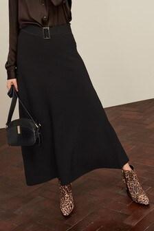 Midi Circle Skirt