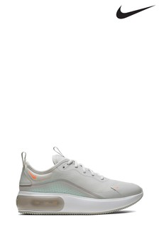 Nike Grey Air Max Dia Gel Trainers
