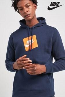 Nike JDI Navy Pullover Hoody