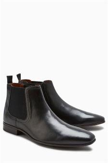 Ботинки челси для широкой стопы