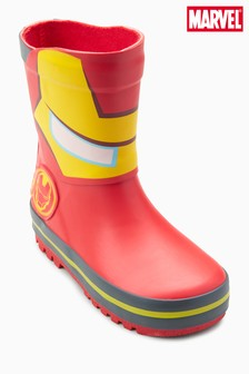 Marvel® Iron Man Wellies (Younger)