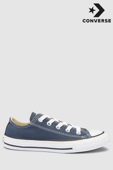 Baskets Converse Chuck Ox bleu marine Infant