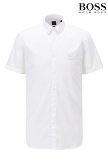 BOSS White Magneton_1 Shirt