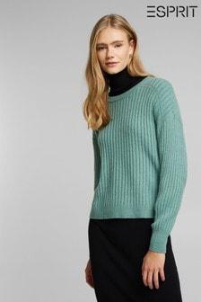 Esprit Long Sleeve Sweater
