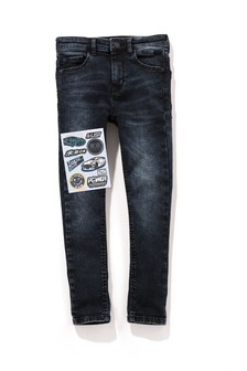 Jean super skinny Inky cinq poches (3-16 ans)