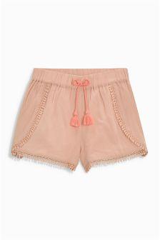 Tassel Shorts (3-16yrs)