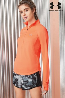 Under Armour Speed Stride Half Zip Top