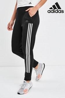 adidas Black Climawarm Joggers