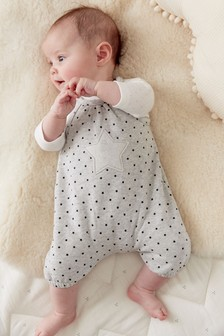 Star Dungarees (0mths-2yrs)