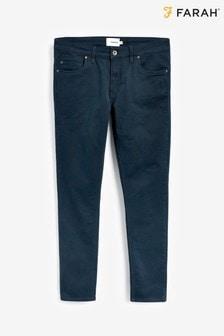 Farah Blue Drake Trouser