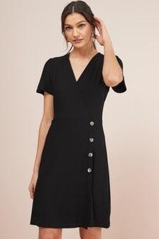 6e3b01ce6a04f0 Wrap Dresses For Women | Wrap Around Dress | Next UK