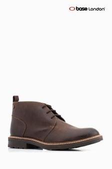Base London® Brown Tully Chukka Boot